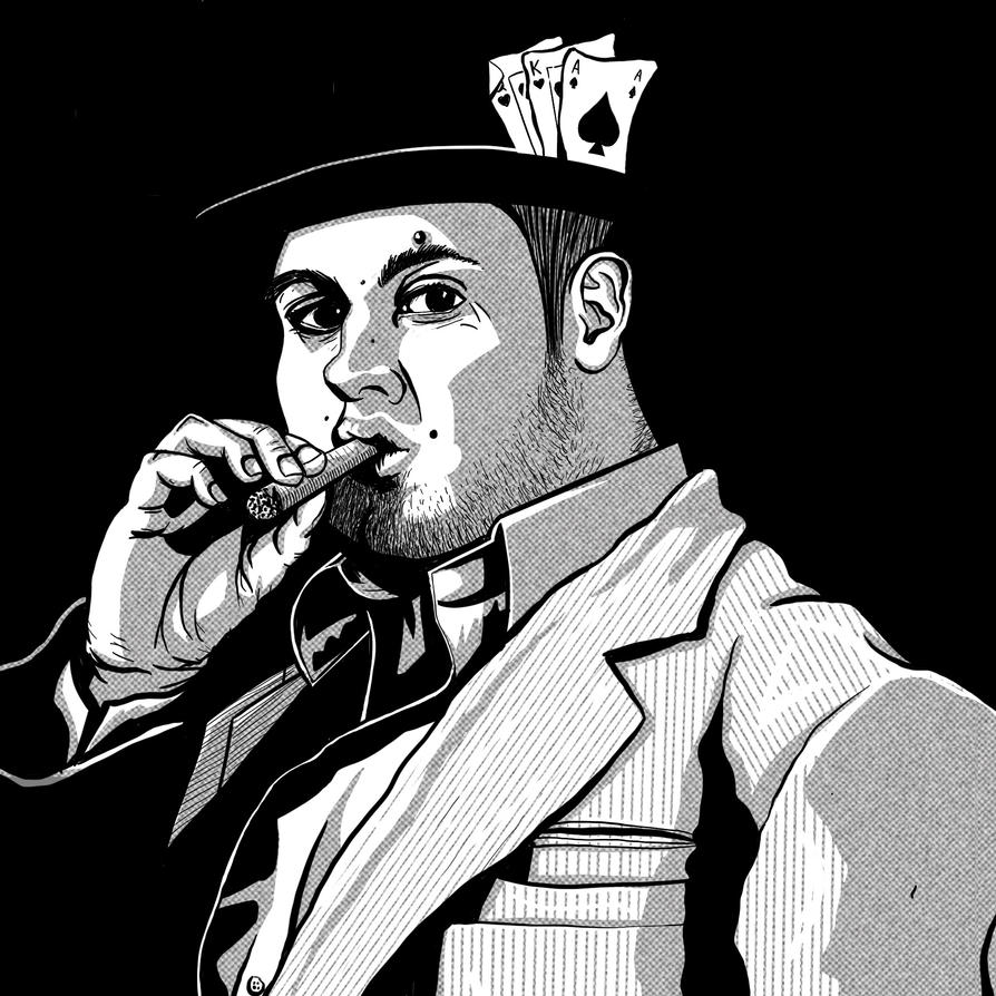 Gambler by StuartRobertson