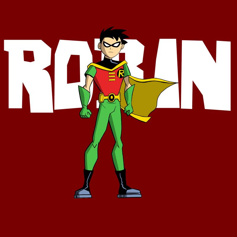 Teen Titans Robin by StuartRobertson