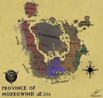 Morrowind 4E201 English by fredoric1001