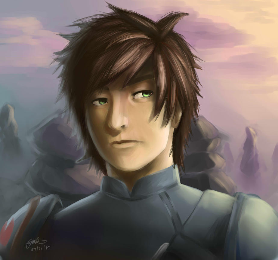 HYTTD2: Hiccup by kiseki009
