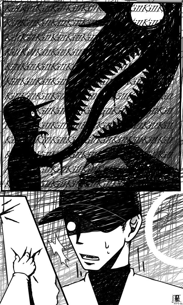 Part 2 : Papa? by TMGR-COMICS-THAI