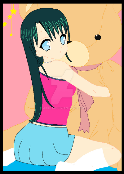 Bear Hug x3 by AkiDemi