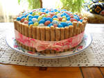 Easter Basket Cake by Animalluver1985