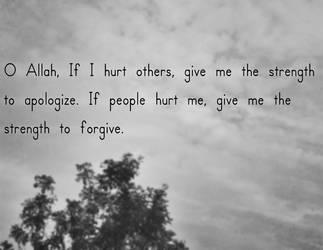 Forgive Me by AfrinaRiRi