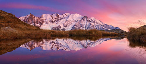 Mont Blanc by TobiasRichter