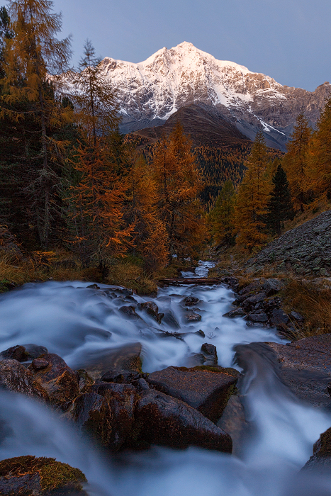 Ortler Daybreak by TobiasRichter