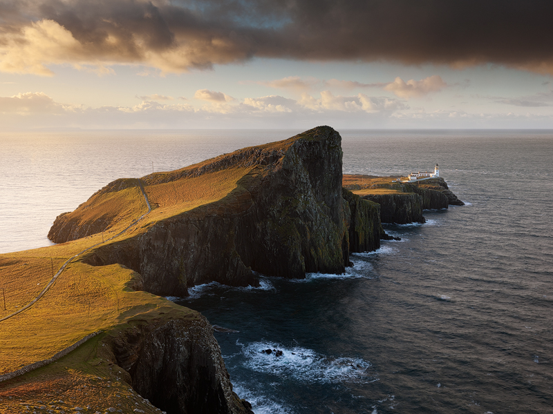 Neist Point by TobiasRichter