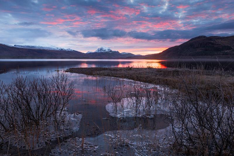 Loch Maree by TobiasRichter