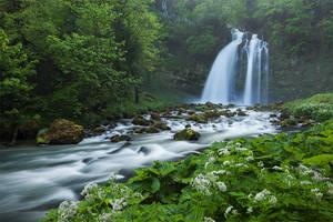 Cascade de Flumen by TobiasRichter