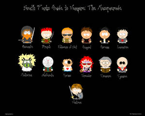 South Park Guide to Vampire