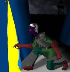 Dark Elven Assassin