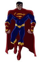 Superman X by ShogoAmakuza