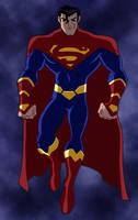 Superman Xtra by ShogoAmakuza
