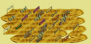 Howrse Show Jumping Course
