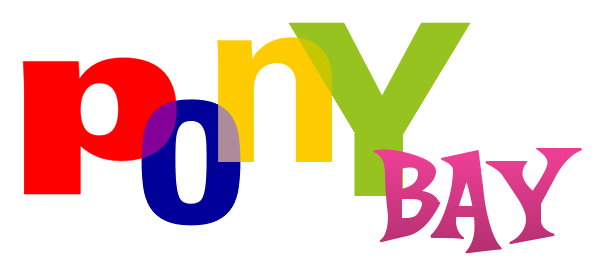 PonyBay Logo by purpletinker