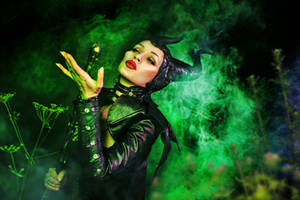 Maleficent by Kosataya