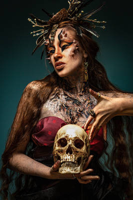 Ash Savannah Witch