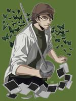 Dr.Kondraki / Illusory Butterflies by GhostN