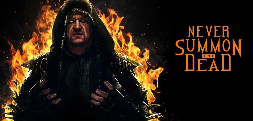 Undertaker Never Summon The Dead By JonHardy