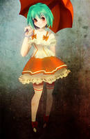 Frontier- Ranka by DrunkPugs