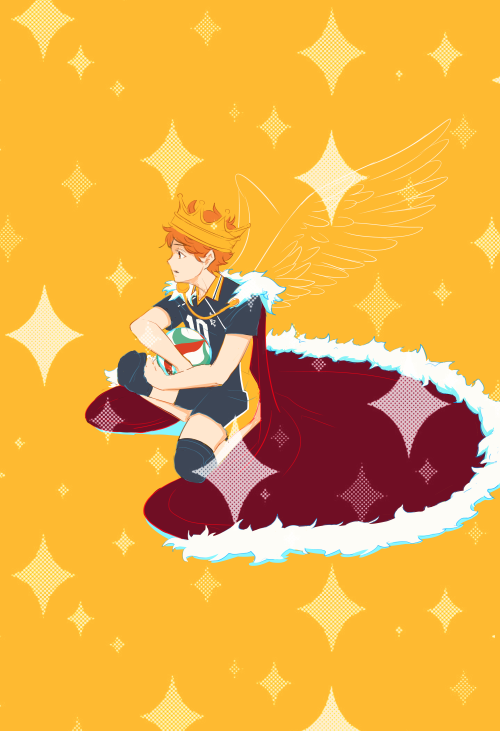 The Small King by DrunkPugs