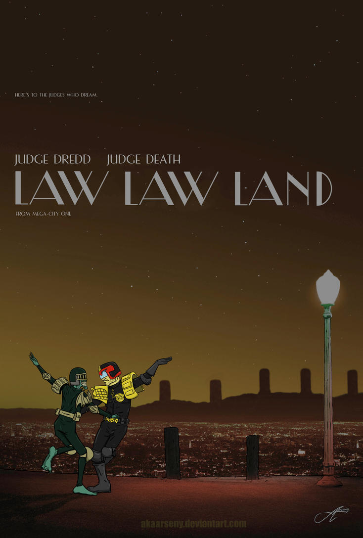 Law Law Land by akaArseny