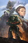 Warhammer 40k Will of Iron #1 NYCC exclusive cover