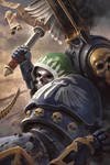 Warhammer 40k Will of Iron #3 cover