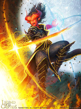 Legend of the Cryptids - Starstopper Ludovicus Adv