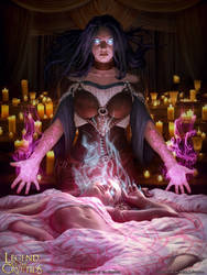 Legend of the Cryptids - Life giving galanosa adva