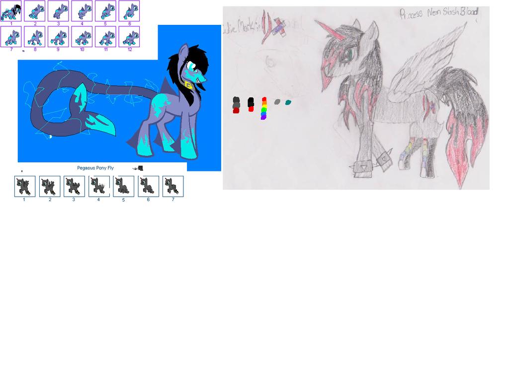 Icons WIP by Rainbow-ninja-adopts