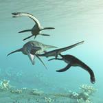 Jurassic Seas