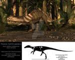 Prestosuchus: Triassic Brazil 234 Ma