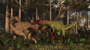 Candeleros Formation II: Giganotosaurus