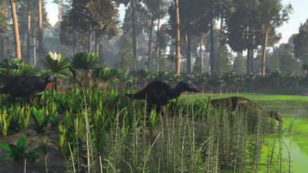 Camptosaurus