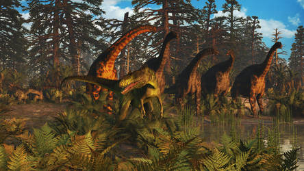 Jurassic England