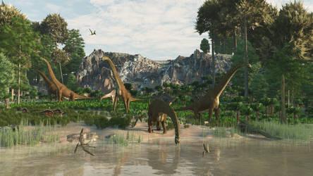 Tendaguru Formation: Jurassic East Africa