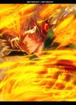 KHR - Sawada X Burner by SeyNox