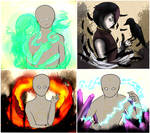 ::YCH:: Vigor icons set 1 (3 OPEN)) by Nomad-flicker