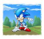 Toot Toot Sonic Warrior