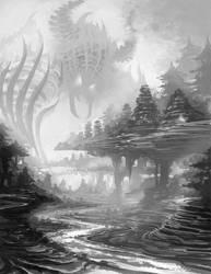 Spirit Attack by NoorRahman