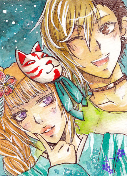 # 188 About fox and fairy tales by Saga-sama