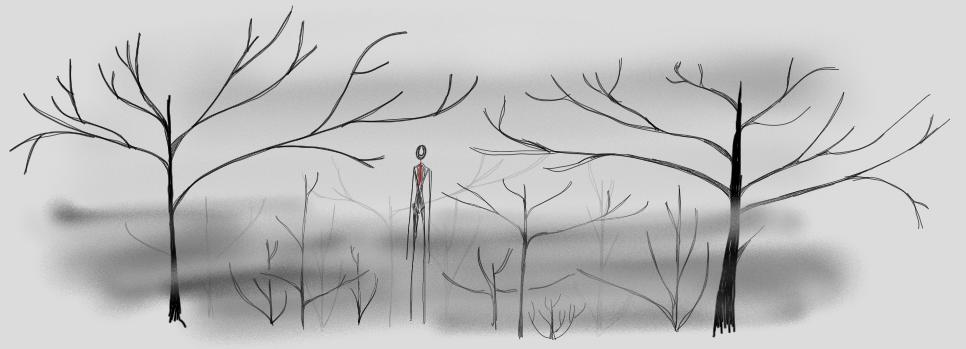 Slender woods by Geli-K