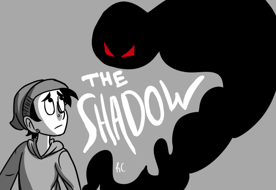 The Shadow by Geli-K