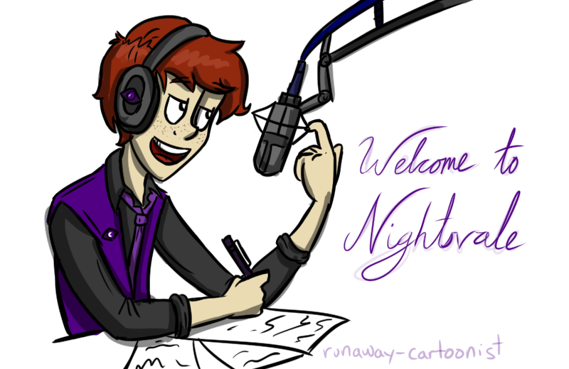 Welcome To Nightvale by Geli-K