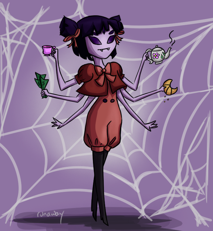 Muffet by Geli-K