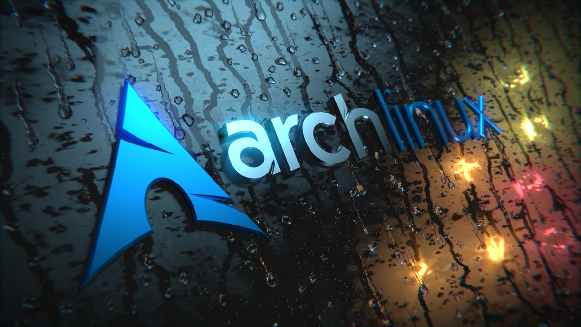 Arch Linux Wallpaper By Wavering Radiant