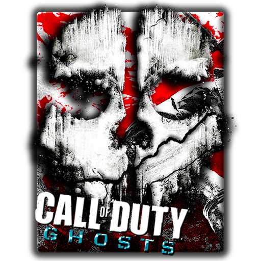 Here Be Porpoises Call Of Duty Ghosts: Call Of Duty Ghost Icon3 By Pavelber On DeviantArt
