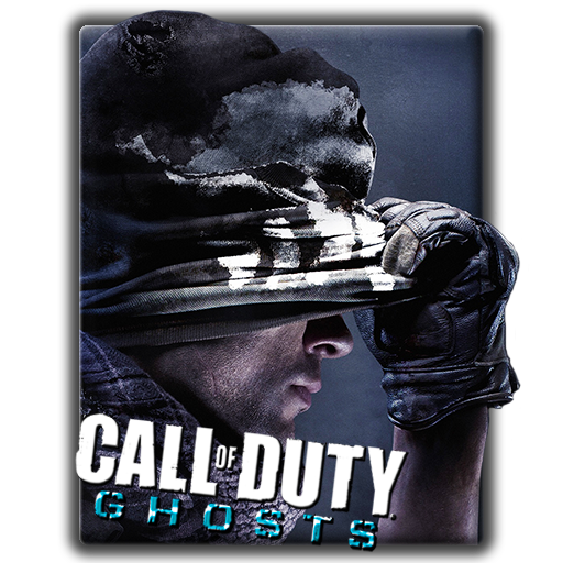 Call of Duty Ghost Icon Call of Duty Ghost Icon by