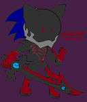 Sonic.EXE ~Dark Armor Form~